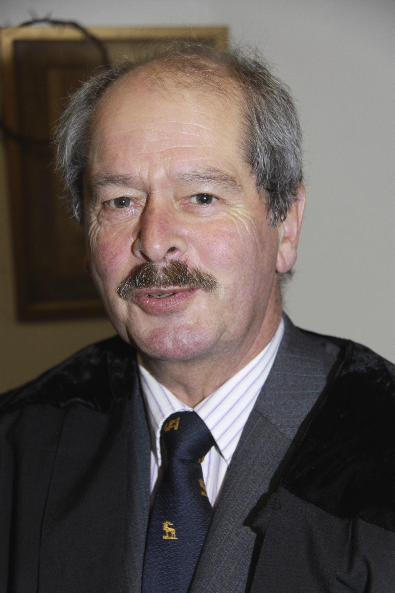 John Jermyn, Diocesan Registrar