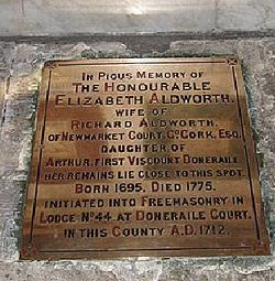 2005_FinbarreCathedral_AldworthPlaque