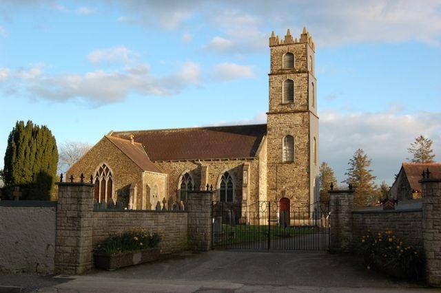 Church of St Mary Fanlobbus/Dunmanway