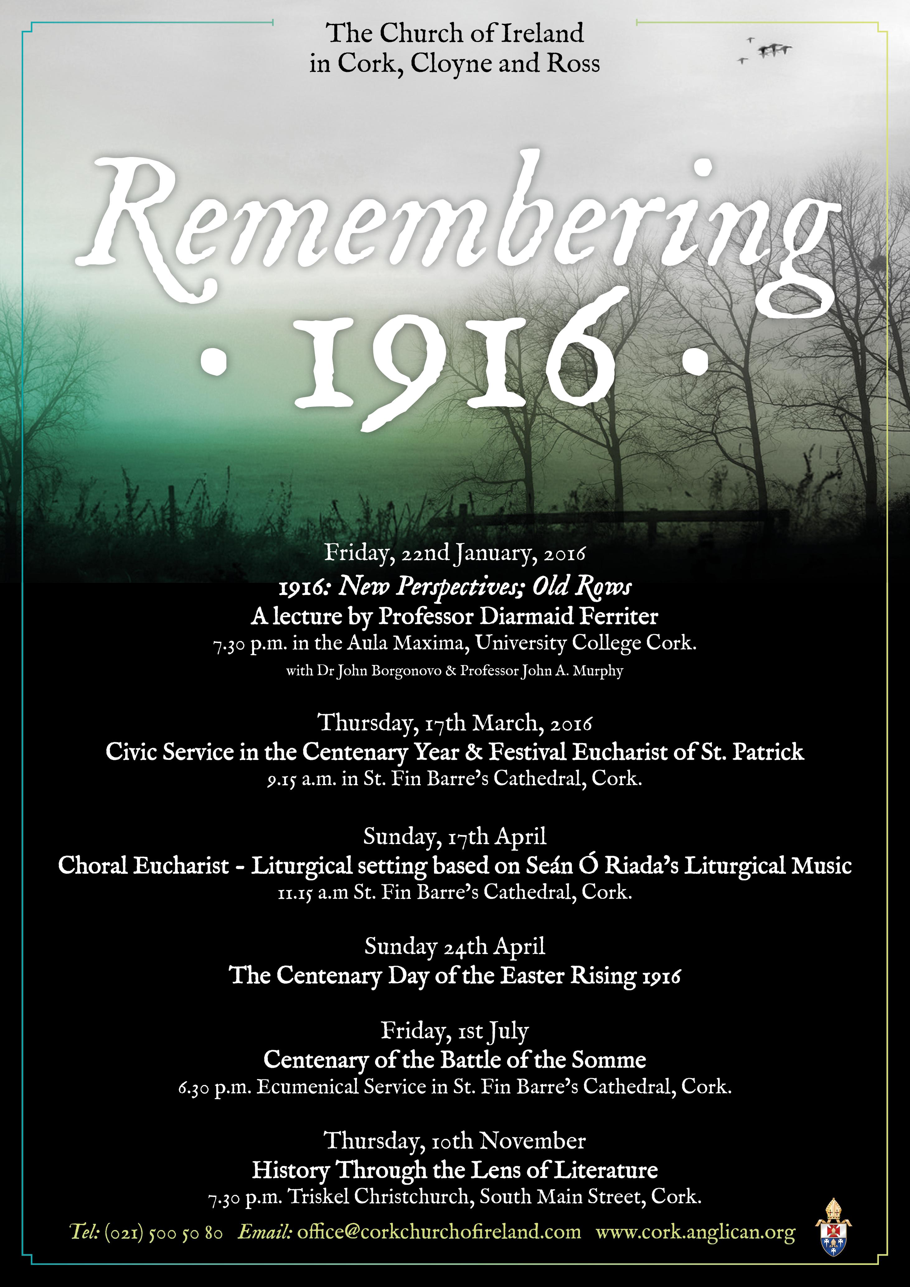 V4 1916 poster