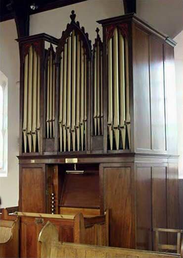Schull Organ